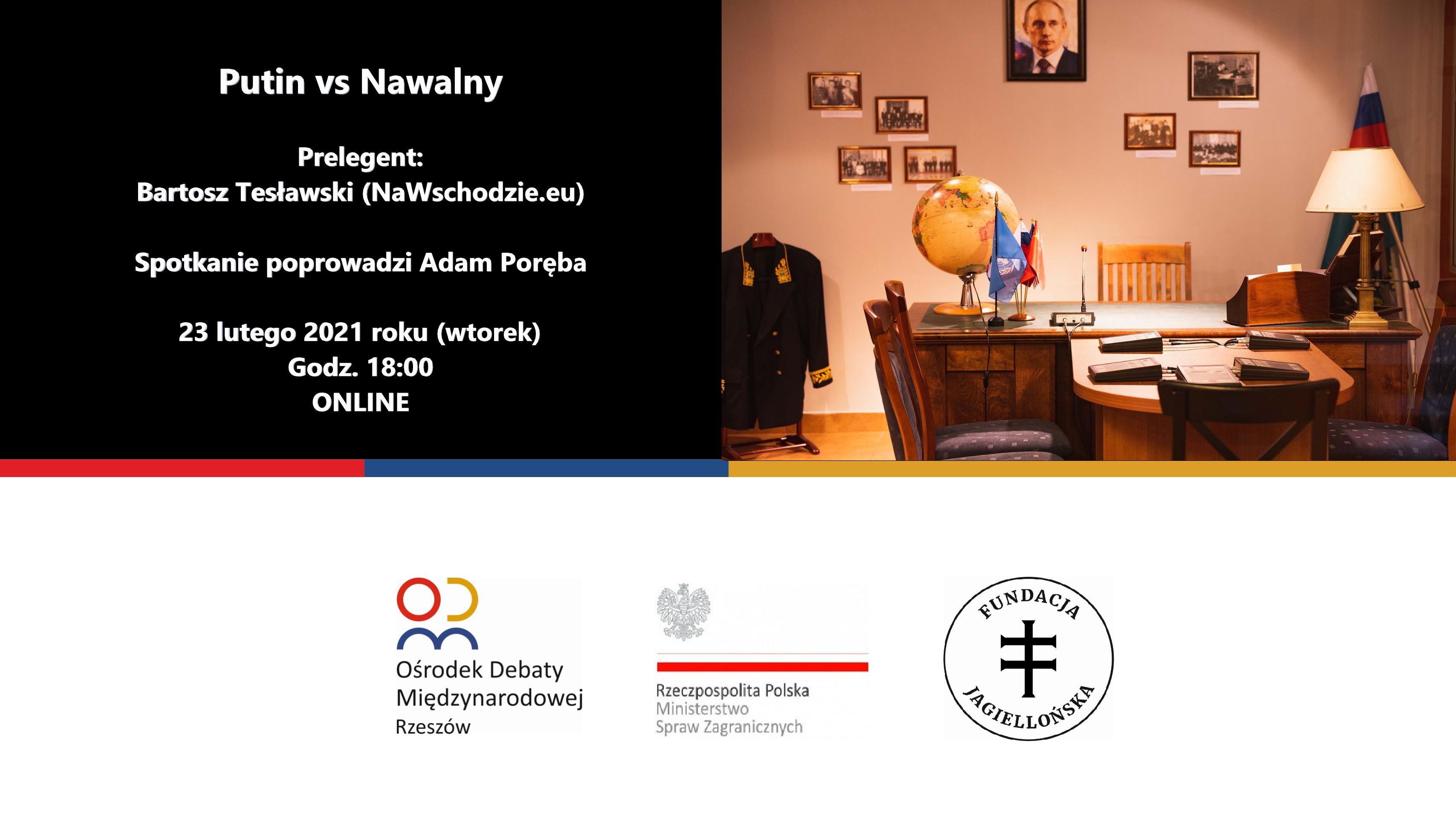 Putin vs Nawalny